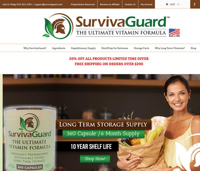 SurvivaGuard